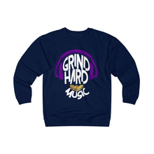 Load image into Gallery viewer, GrindHardMusic Unisex Heavyweight Fleece Crew