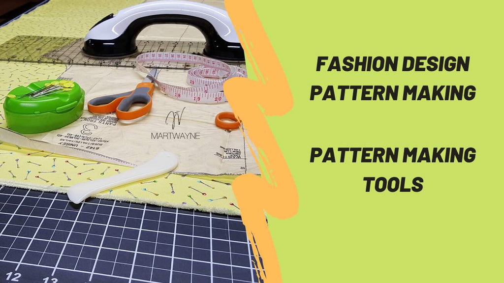 Fashion Design - Pattern making Tools
