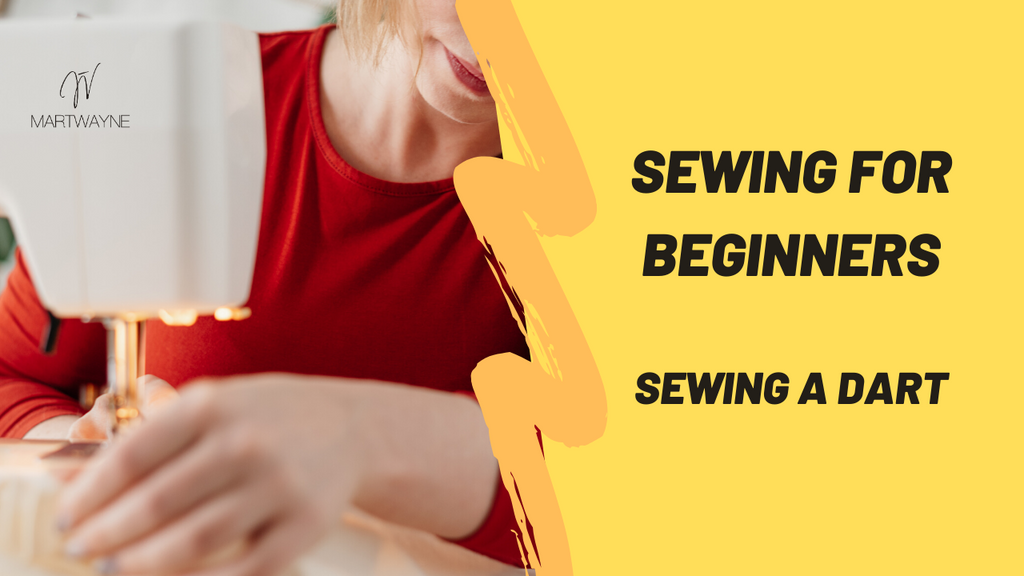 Sewing Classes Online - Darts in Sewing