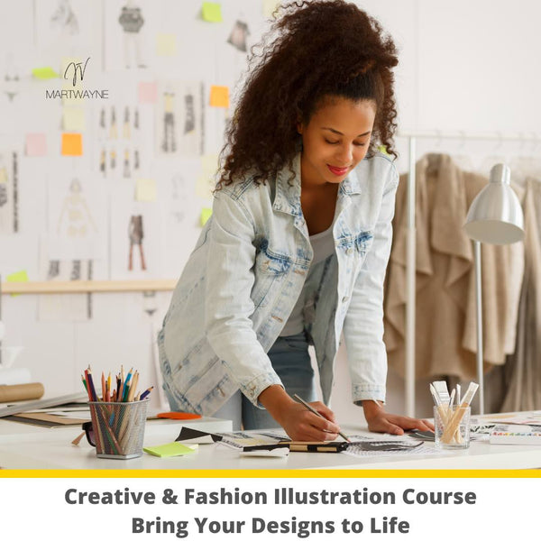 Creative and Fashion Illustration Course