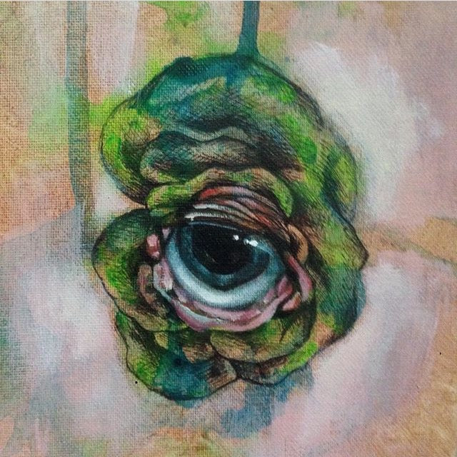 Eyeball Rose 5