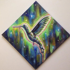 Starry Hummingbird Mini Original