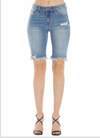 BT-C {Hang With Anybody} High Rise Denim Shorts SALE!!