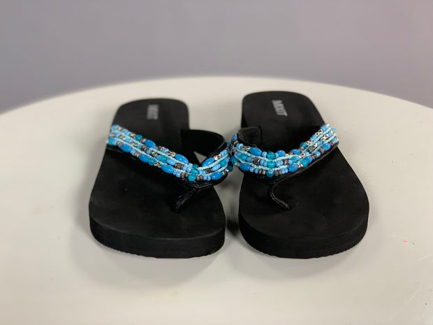 SHOES {Mix It} With Little Beads