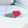 Magnetic - Reversible Necklace - 36 combinations - pick your own colours