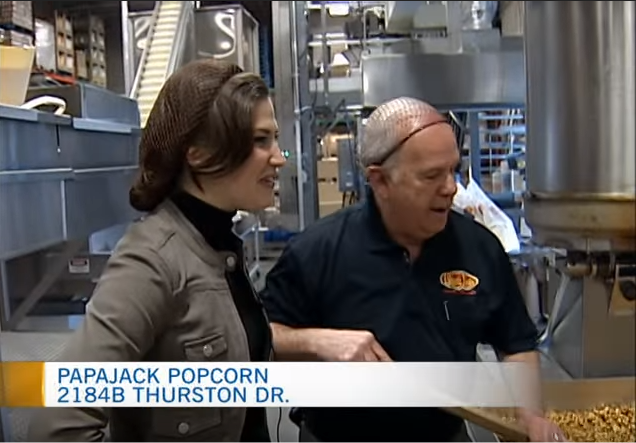 CTV Morning Show visits the PapaJack factory