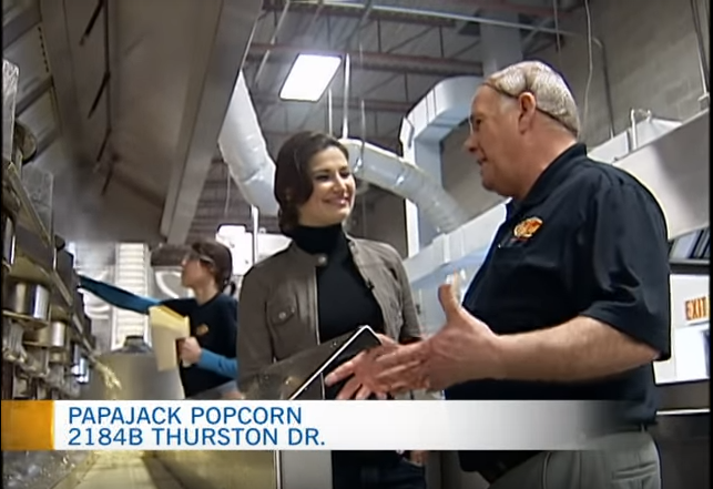 CTV Morning Show visits the factory