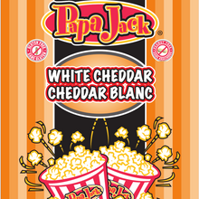 Load image into Gallery viewer, White Cheddar Cheese Popcorn