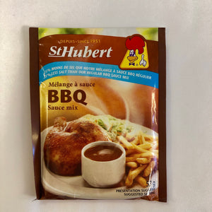 St-Hubert BBQ Sauce Mix with 25% Less Salt -52g