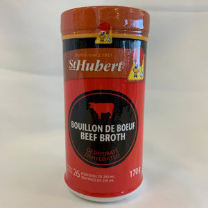 St-Hubert Beef Broth Dehydrated