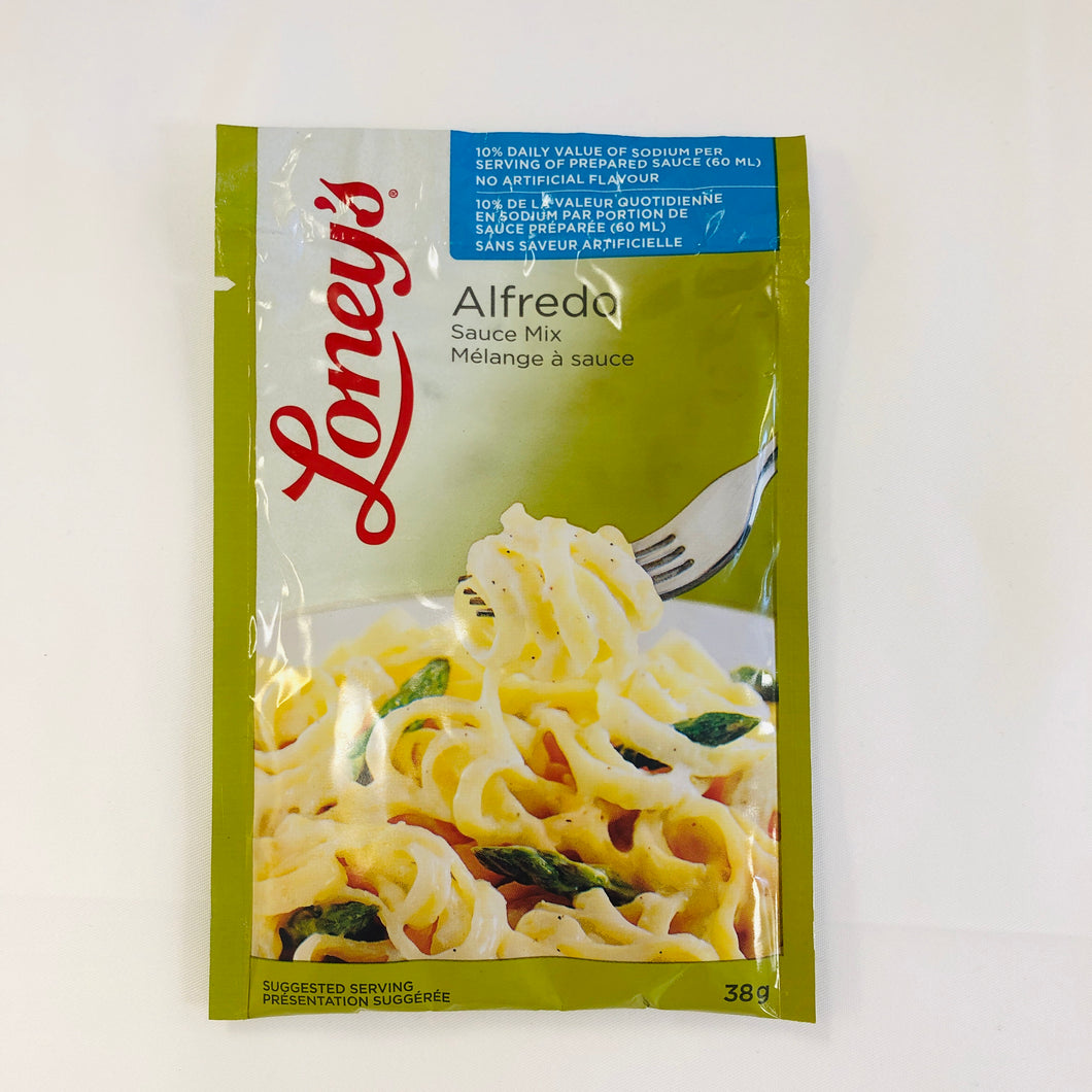 Loney's Alfredo Sauce Mix 38g