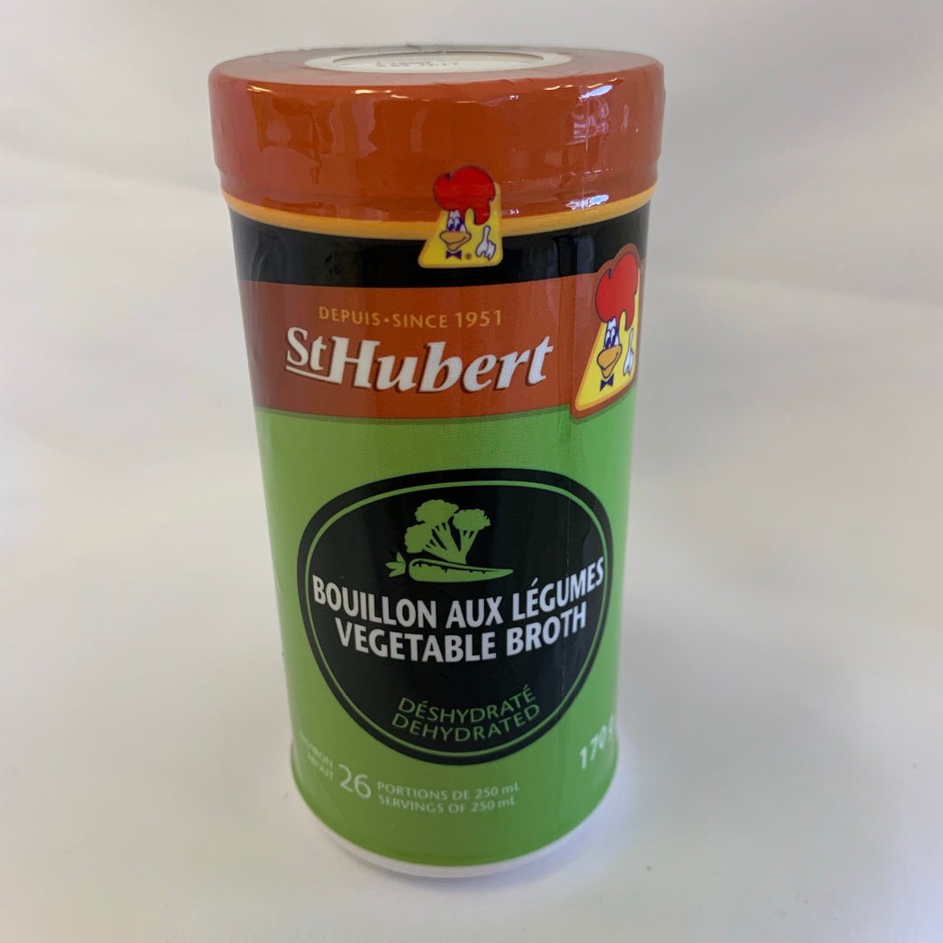 St-Hubert Vegetable Broth 170g