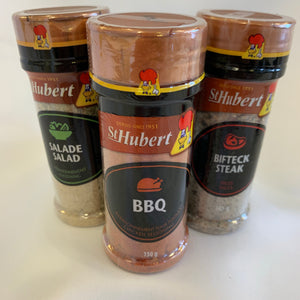 St-Hubert Summer 3-Pack Spices 170g