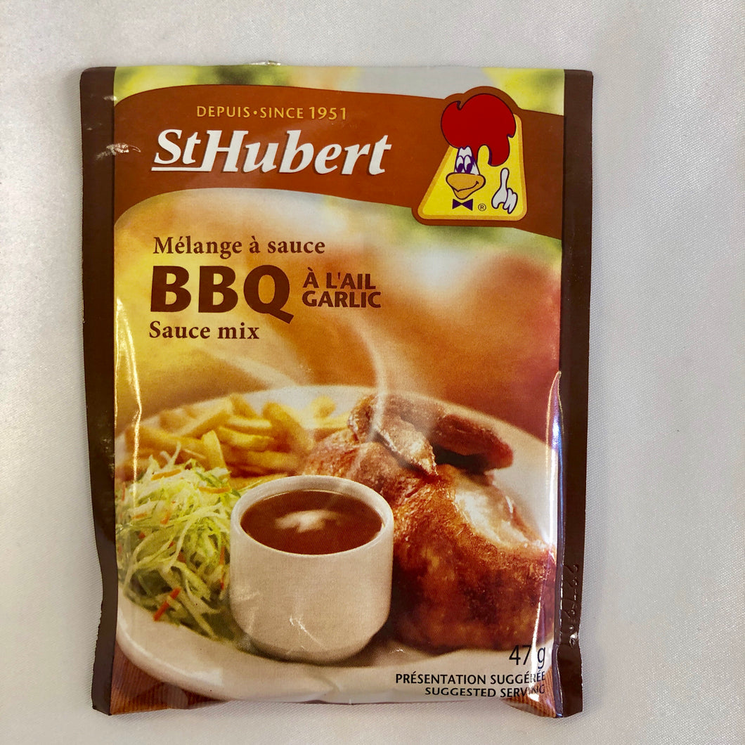 St-Hubert BBQ Garlic Sauce Mix -52g