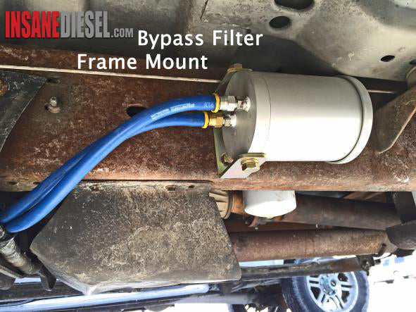FORD 7.3 POWERSTROKE Bypass Oil Filter INSTALLATION GUIDE