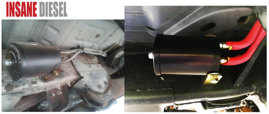 Ford 6.0 6.4 Bypass Oil Filter Installation Guide