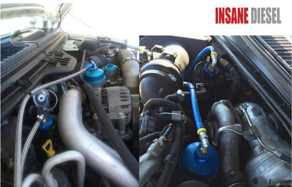 Ford Power Stroke 6.0 and 6.4 Bypass Oil Filter Installation Guide