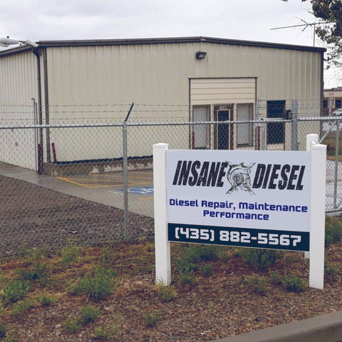 Insane Diesel Installation Center and Diesel Repair Shop