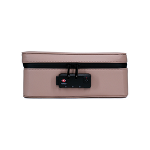 Large Leather Case - Pink