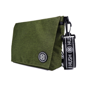 Travel Pouch - Green