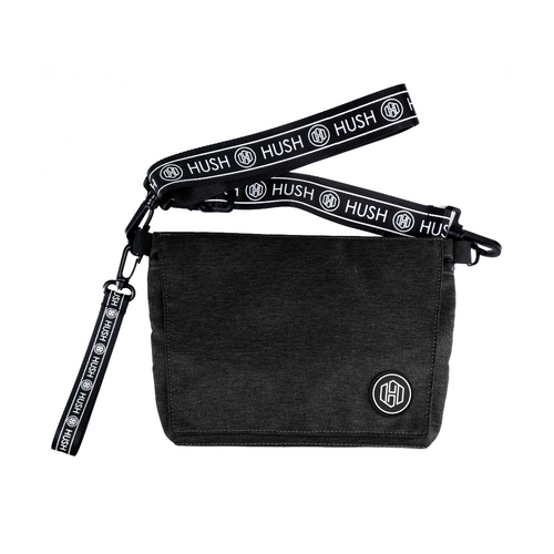 Travel Pouch - Black