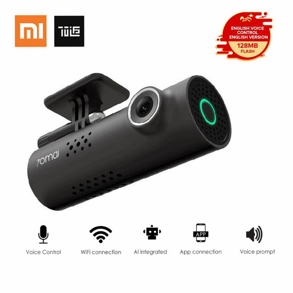 Smart WiFi 1080P Night Version Car Dash Cam