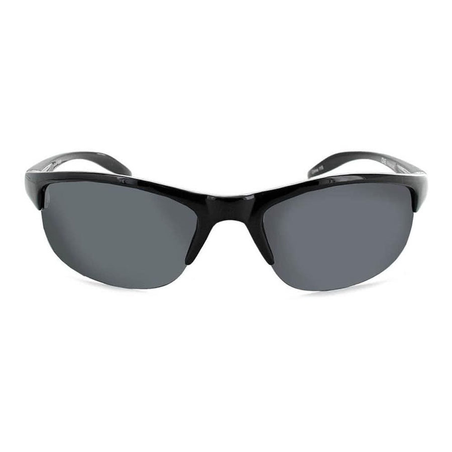 Alpine Black w/ Polarized Smoke