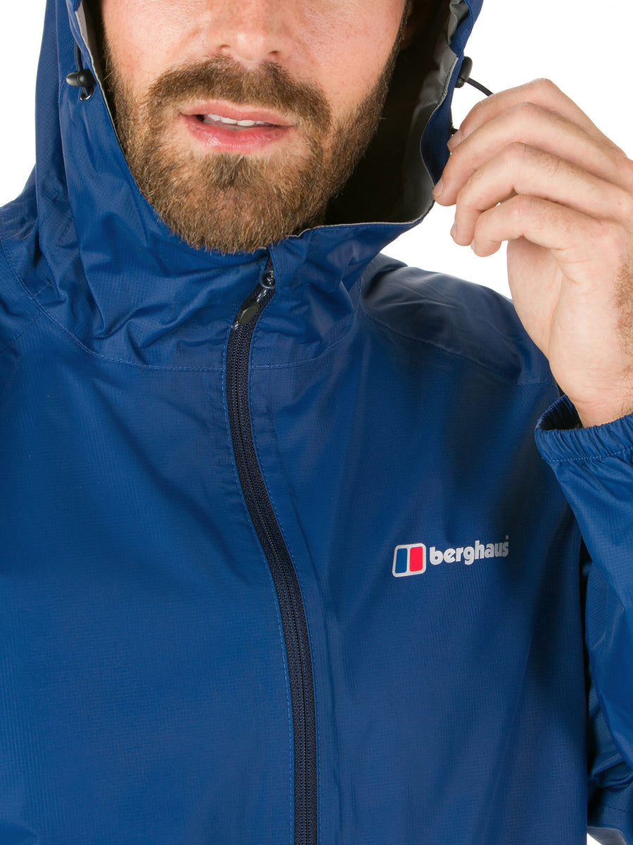 MEN'S DELUGE LIGHT WATERPROOF JACKET (New)