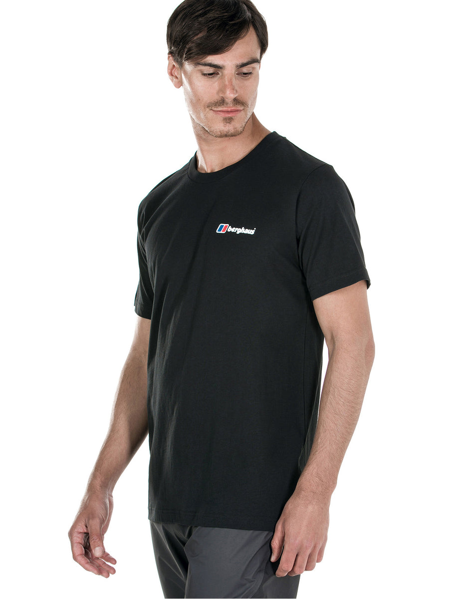 MEN'S CORPORATE LOGO TEE