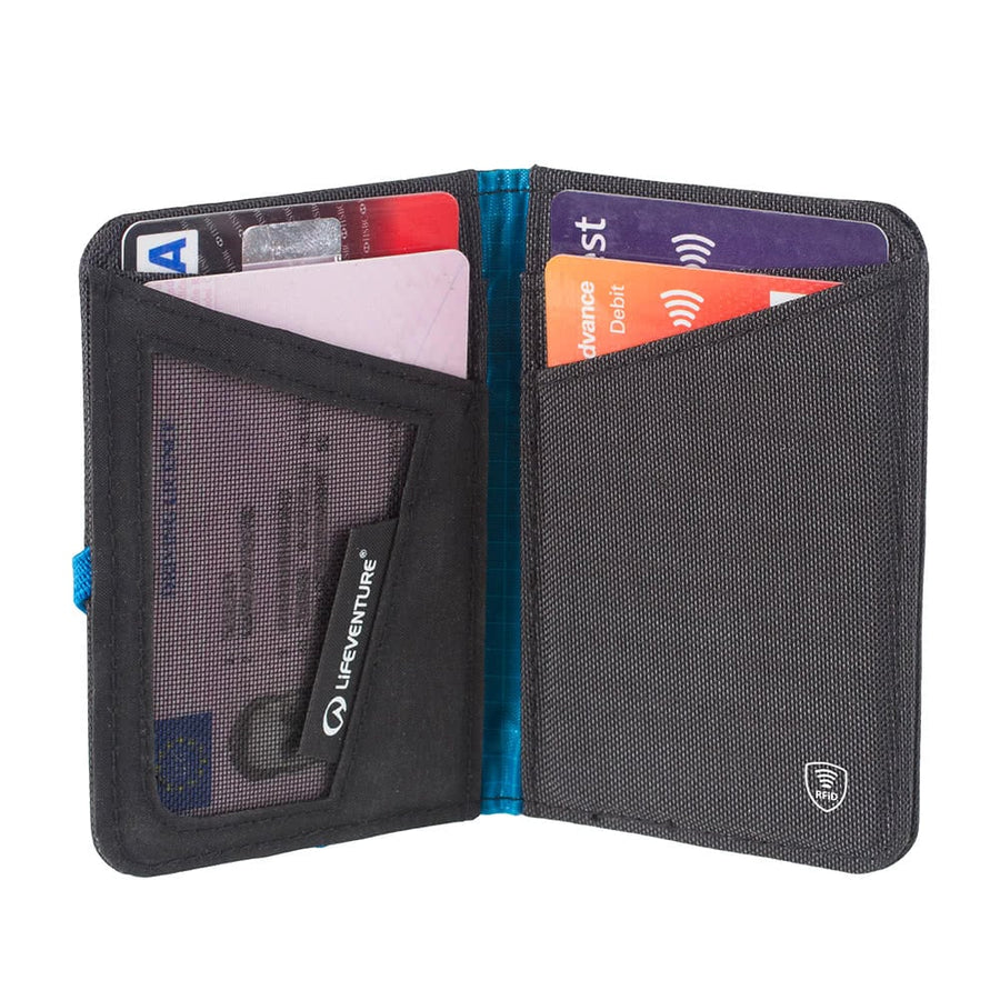 英國防盜錢包 RFID Protected Card Wallet