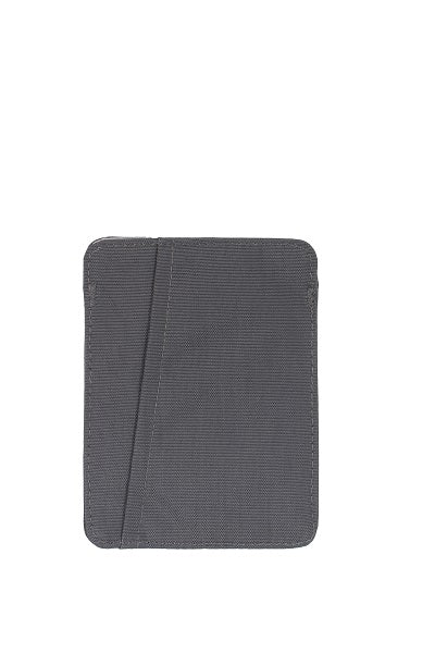 英國環保物料護照包 RFID Passport Wallet, Recycled, Grey