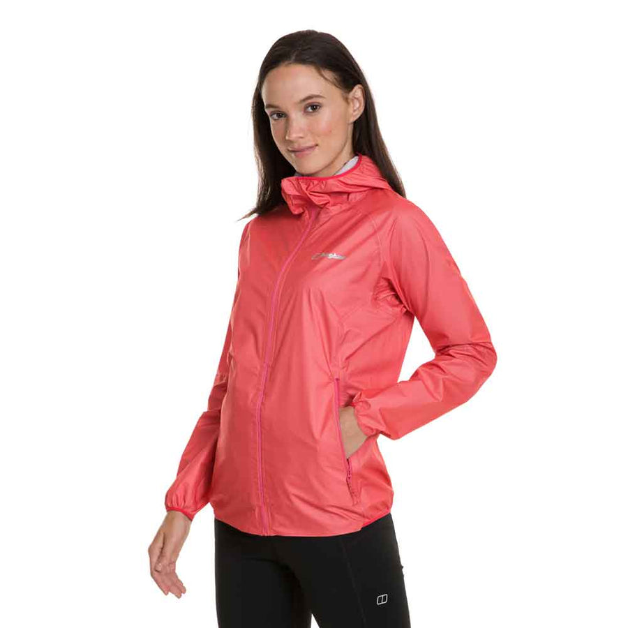 女裝防水透氣外套 Women's Hyper 140 Shell Waterproof Jacket