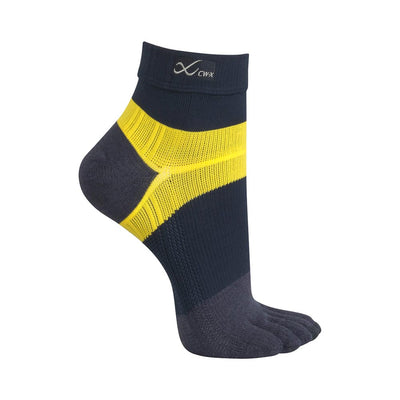 5 Toe Support Socks Ankle