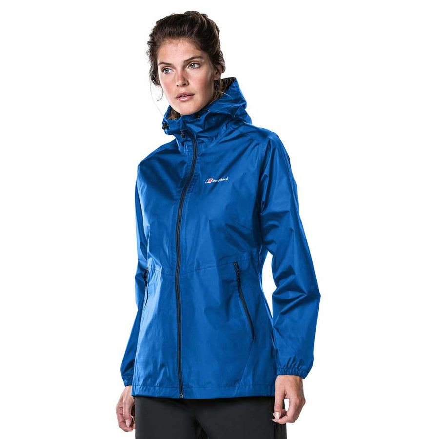 女裝輕量防水外套 Deluge Light Waterproof Jacket