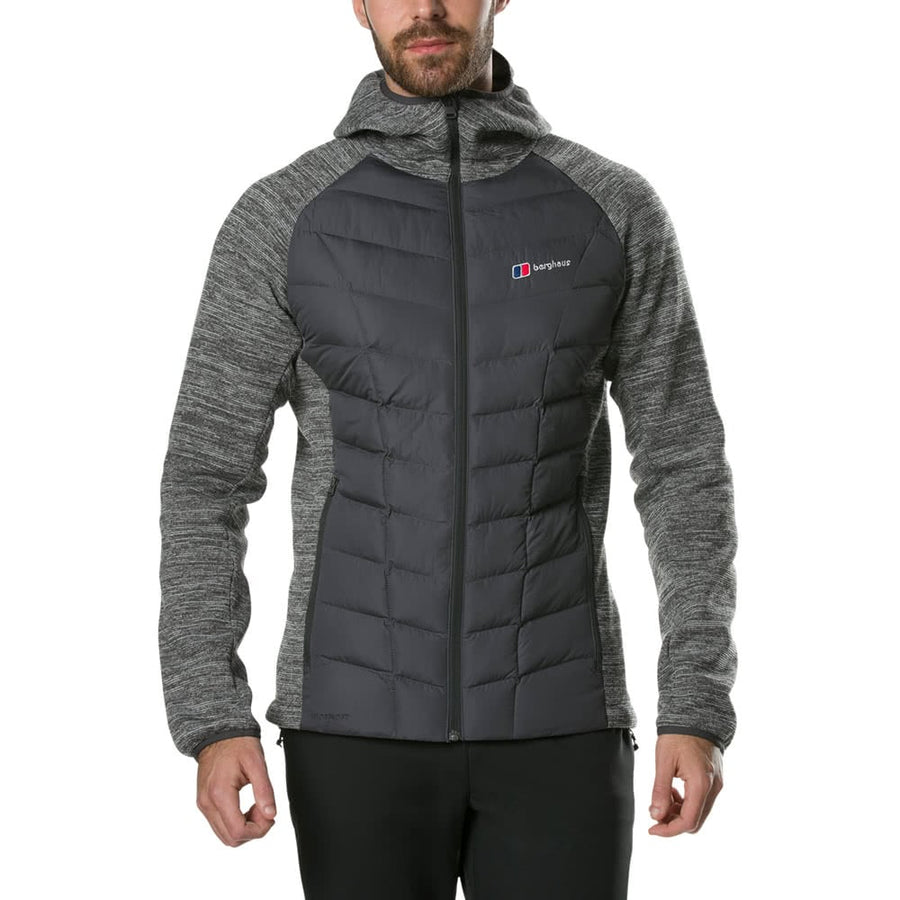 Duneline Hybrid Fleece Jacket Am