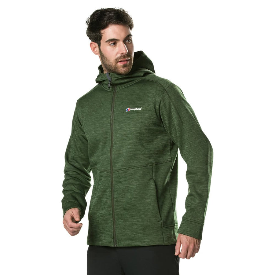 Kamloops Hooded Fleece Jacket Am