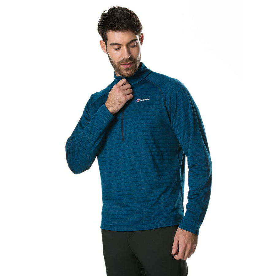 Therm Tech Tee Base Zipls