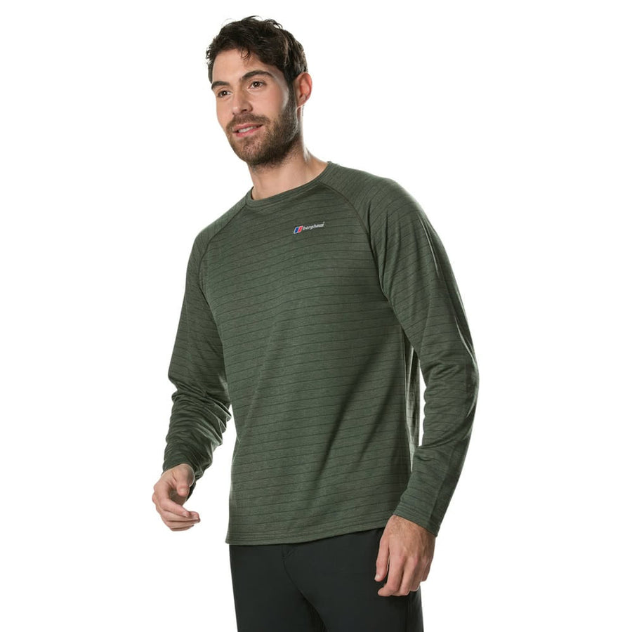 Therm Tech Tee Basecrewls Am