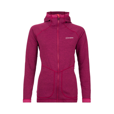 Redonda Hooded Fleece Jacket Af