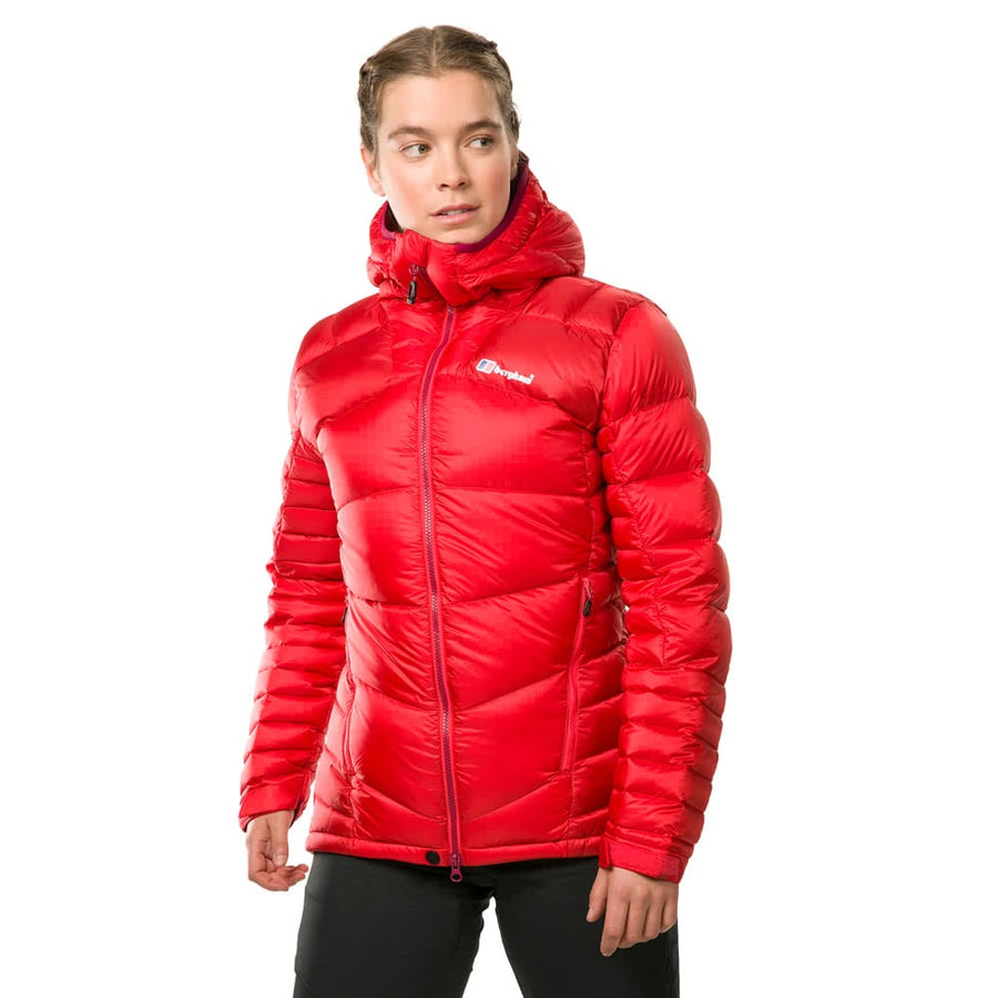 女裝羽絨外套 Ramche Mountain Reflect Down Jacket