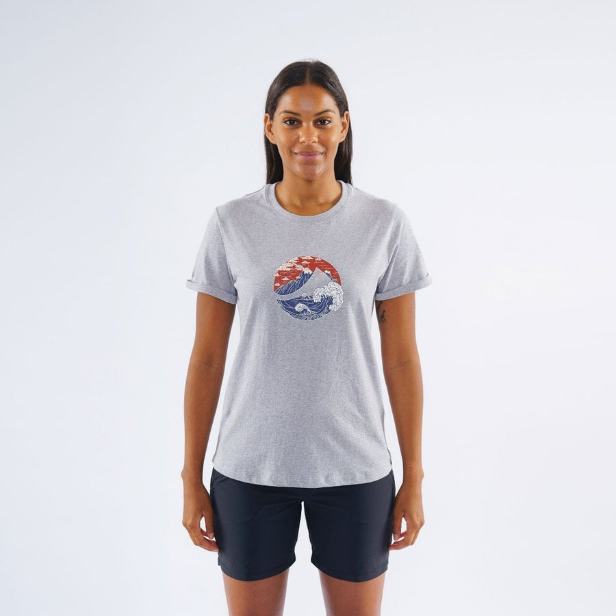 英國品牌 Women's Great Mountain T-Shirt