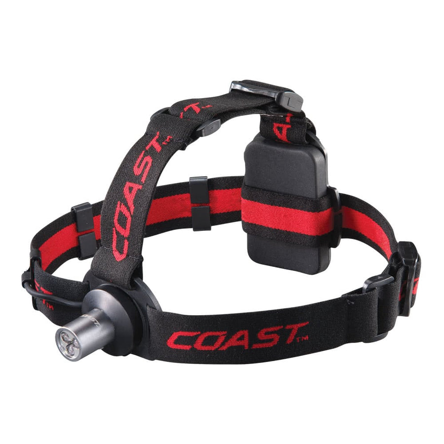 HL3 3 Clip Headlamp In Clam Pack