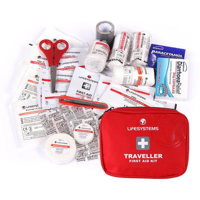 旅遊專用急救包 Traveller First Aid Kit