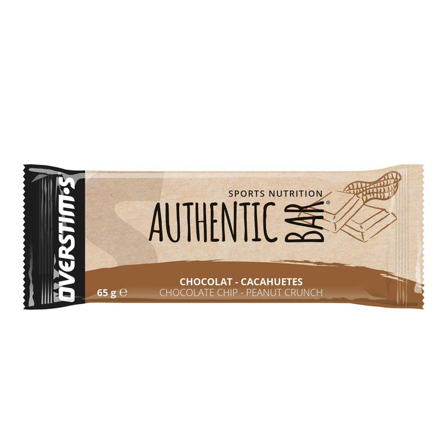 Authentic Bar (Chocolate Peanut)