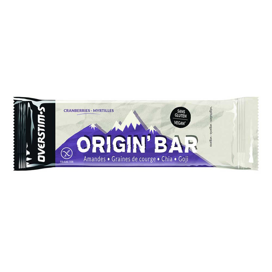 Origin' Bar - (Cranberris - Blueberries)