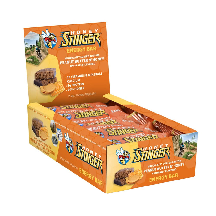Energy Bar 15 Peanut Butter'n Honey (6pcs)