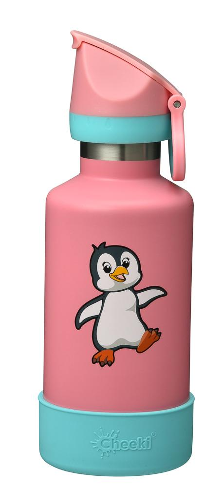 不鏽鋼雙層保溫壺 400ml Insulated Kids Bottle