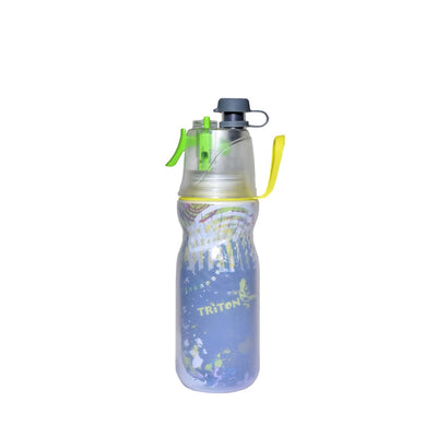 有蓋保凍噴霧安全鎖水樽 Mist Cool Bottle 16oz