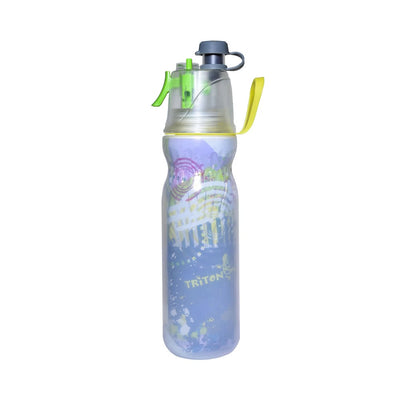 有蓋保凍噴霧安全鎖水樽 Mist Cool Bottle 20oz