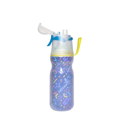 【新蓋設計】有蓋保凍噴霧安全鎖水樽 New Mist Cool Bottle 16oz